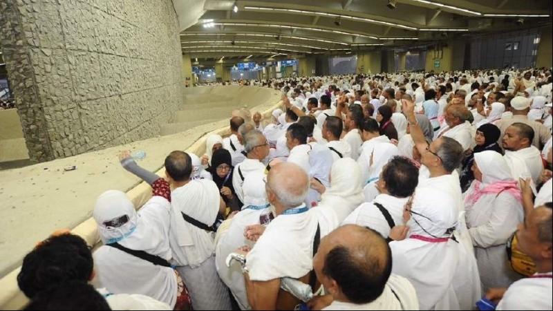 Jemaah Haji Indonesia Diimbau Hindari Waktu Larangan Lontar Jamarat