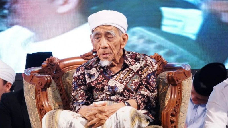 Ansor Jayapura: Kiai Maimoen Ingatkan Jaga Wilayah Perbatasan