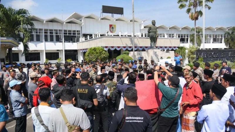 Aliansi Santri Jember Tuntut JFC Minta Maaf  Secara Terbuka