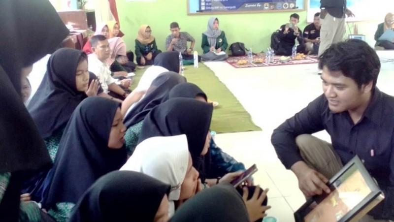 KKN UNU Cirebon Gelar Seminar Penyuluhan Bebas Narkoba