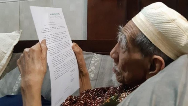 Gus Yasin Ungkap Wasiat Mbah Moen: Jaga NU