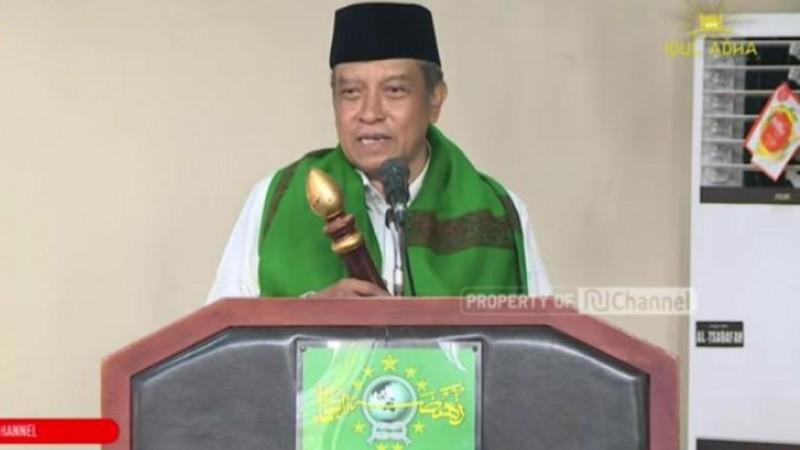 Khutbah Idul Adha, Kiai Said: Al-Qur'an Lestarikan Sejarah Nabi Ibrahim