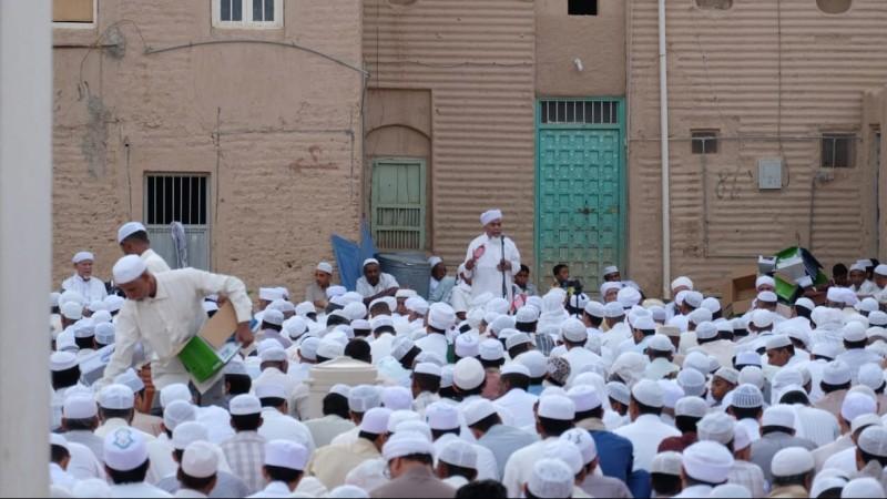 Setelah 9 Tahun Sepi, Tasyabbuh bi Ahlil Arafah Jadi Istimewa Berkat Kehadiran Habib Umar bin Hafidz