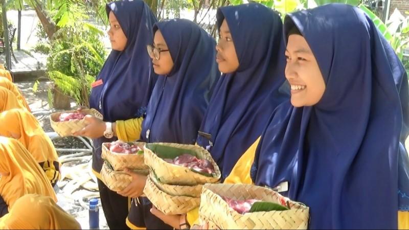 Madrasah di Sidoarjo Ini Kampanye Lestarikan Alam