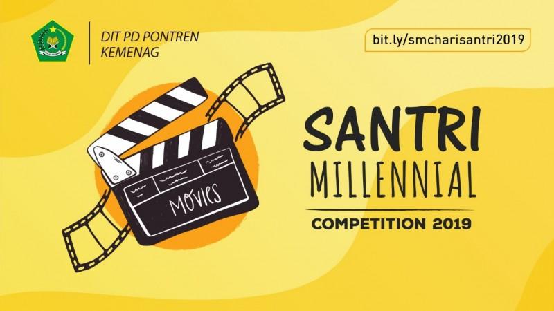Kemenag Siapkan Hadiah 150 Juta di Ajang Santri Millennial Competitions