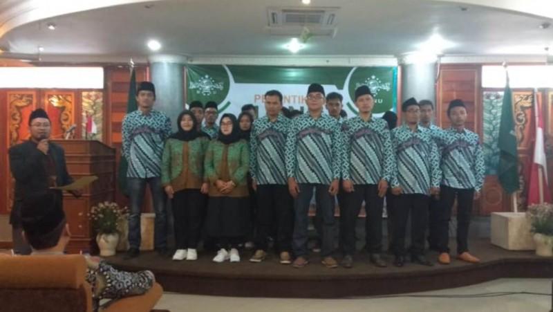 Dilantik, LPNU Kota Bandung Komitmen Bangkitkan Peran UKM