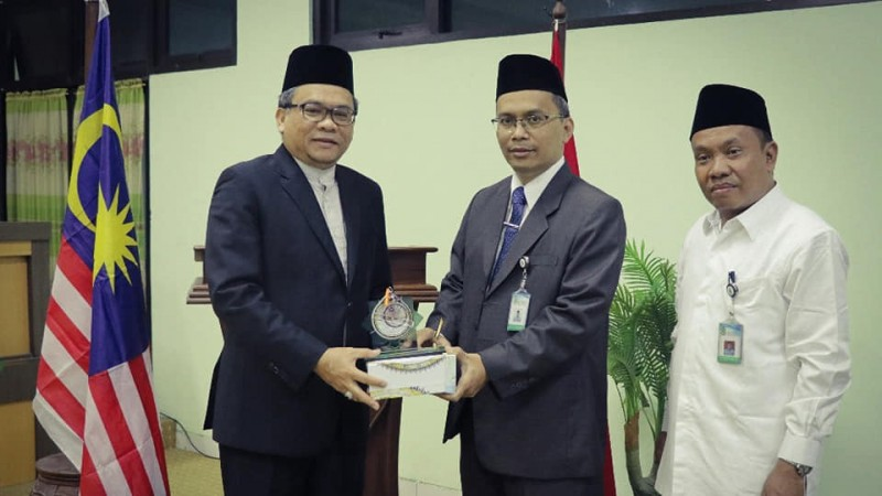Lakukan Kunjungan Balasan, Mufti Malaysia Belajar Falak ke UIN Semarang