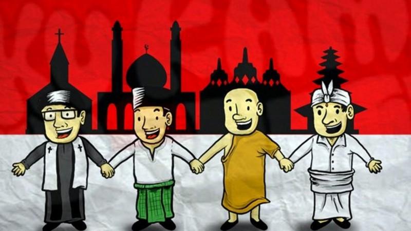 Agama Bukan Alat Perpecahan Justru Pemersatu Bangsa
