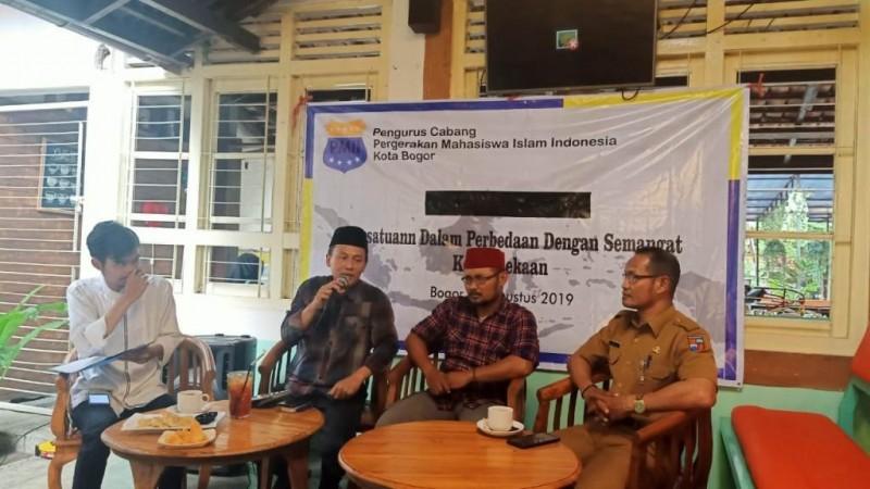 NU Kota Bogor Minta Kader Muda Jadi Pelopor Redam Konflik