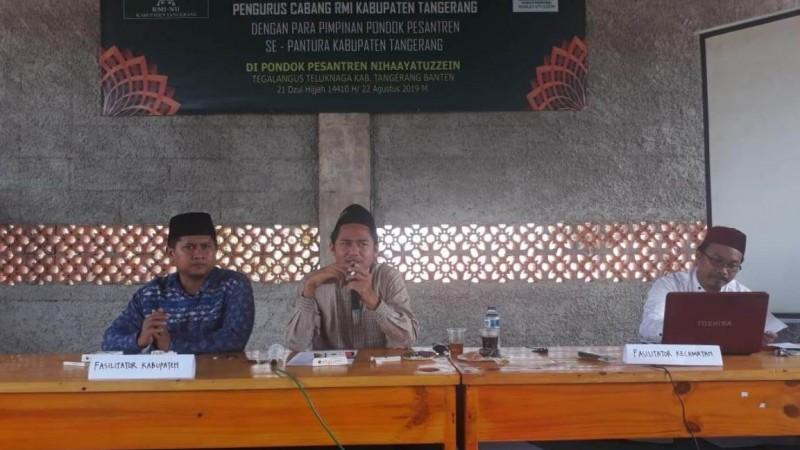 RMI-Pemkab Tangerang Fasilitasi Sanitren
