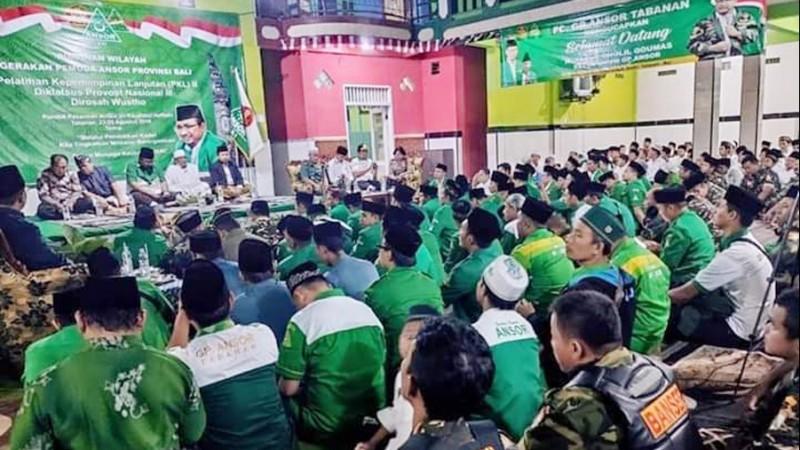 Ansor Bali Prioritaskan Program Kaderisasi
