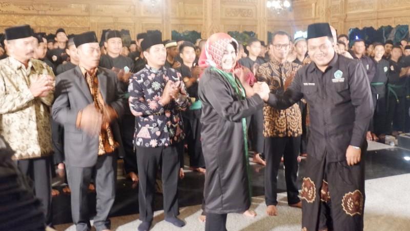 Sukses Pendekar Pagar Nusakarena Perbanyak Silaturahim dengan Ulama