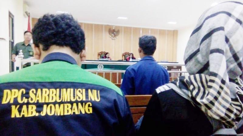Sarbumusi Jombang Organisasi Legal dan Tercatat di Disnaker