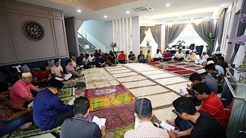 Jelang Hadapi Indonesia, Timnas Malaysia Gelar Yasinan