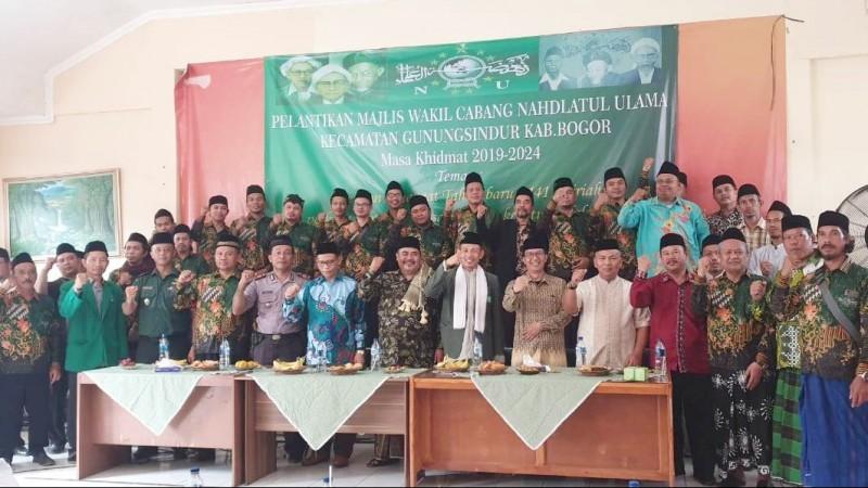 NU Gunung Sindur Bogor Rangkul Masyarakat Urban