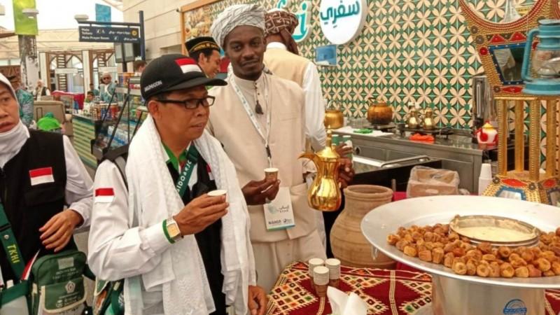 Fasilitas Eyab Iringi Kepulangan Jamaah Haji KBIH NU Sidoarjo