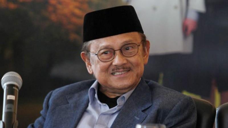 BJ Habibie Contoh Baik dalam Berpolitik