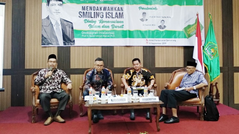 Meski Lama di Amerika, Akhlak Prof Abdurrahman Tetap Indonesia