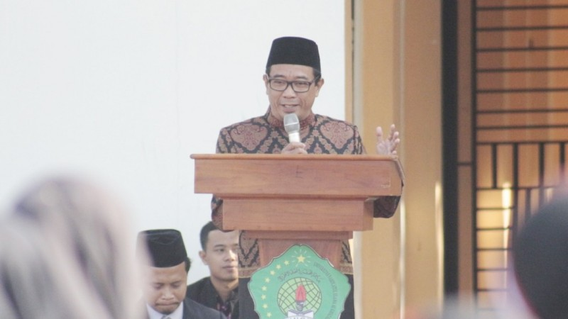 Rektor Sebut Mahasiswa Unugha Berkarakter Imam Ghazali
