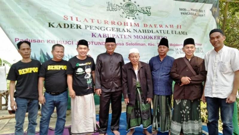 Alumnus PKPNU di Mojokerto Diingatkan Pentingnya Kemandirian