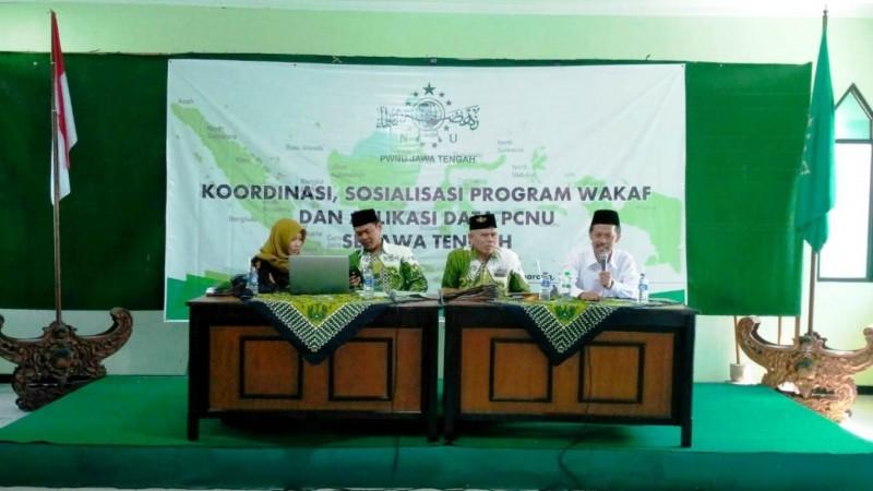 Ketua NU Jawa Tengah Harapkan Seluruh Aset Jamiyah Bersertifikat