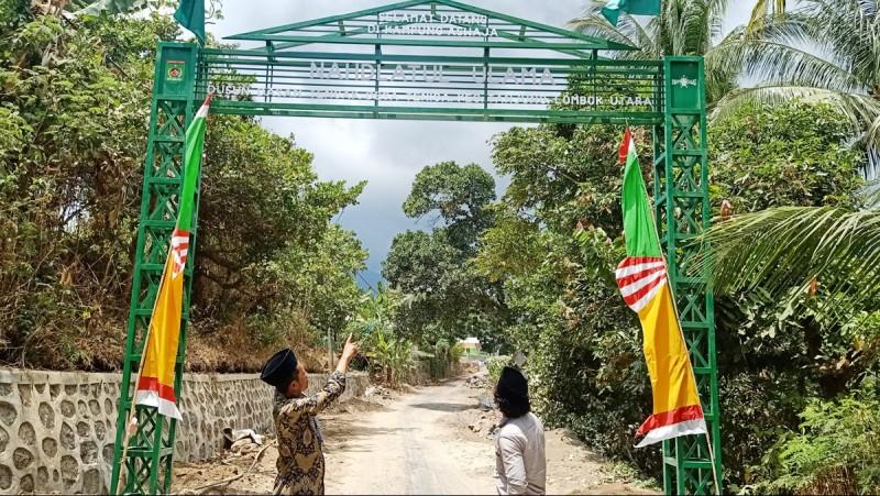 Pesona Kampung Aswaja NU di Lombok Utara