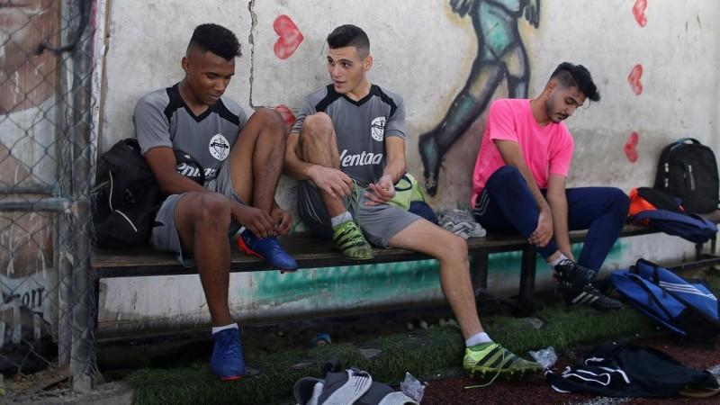 Tidak Dapat Izin Israel, Laga Final Piala Palestina Batal Digelar