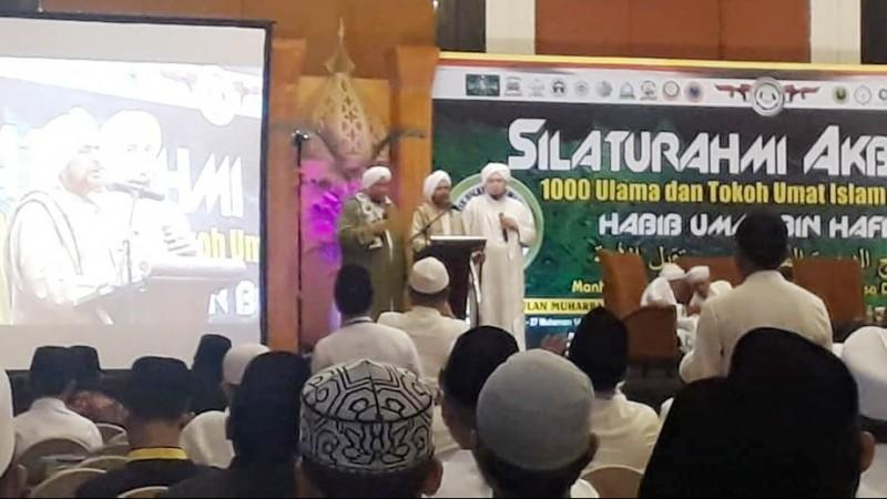 Habib Umar: Amar Ma'ruf Nahi Munkar, Lakukan dengan Cara Ma'ruf