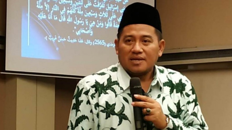 KH Abdullah Syamsul Arifin: Perbedaan itu Rahmat
