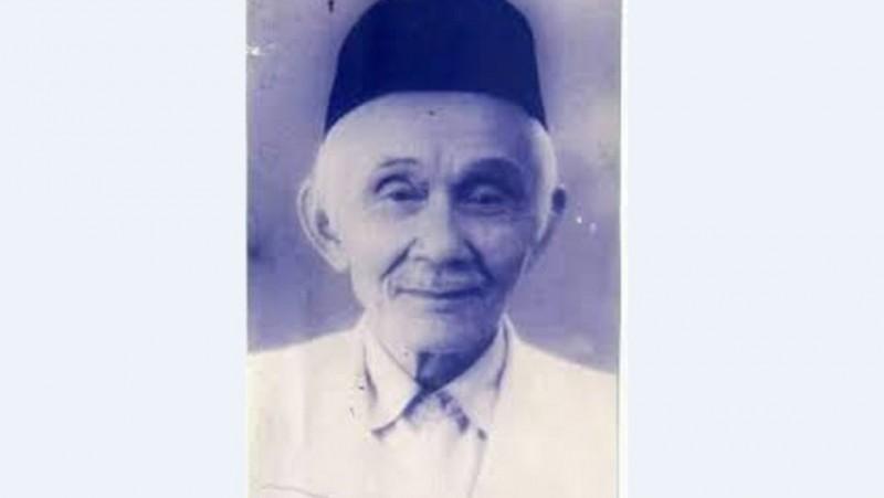 Gus Dur dan Makam KH Abdul Halim Leuwimunding