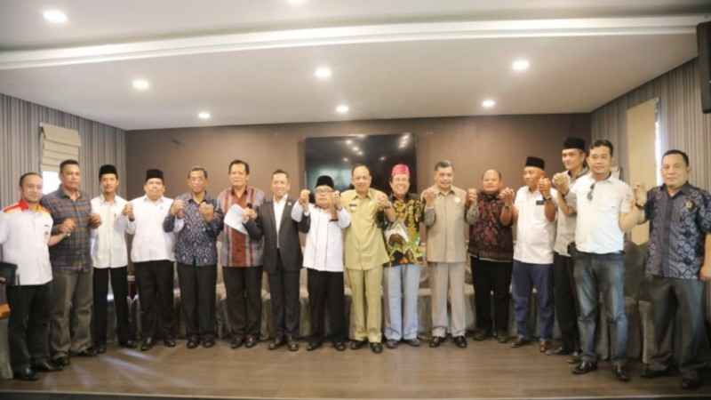 Tokoh Lintas Agama Lampung Serukan Jaga Kondusivitas Daerah
