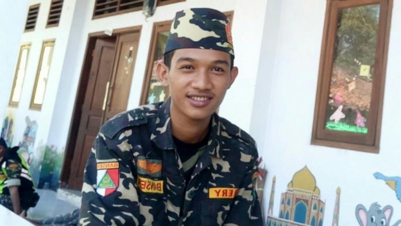 Sosok Hery, Banser Serang yang Jalan Kaki Temui Habib Luthfi di Pekalongan