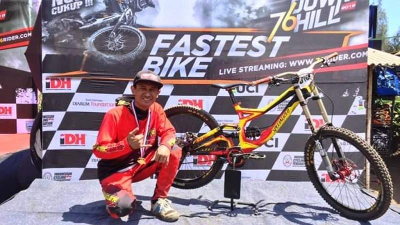 Kader Ansor Jember Juara Indonesian Downhill 2019