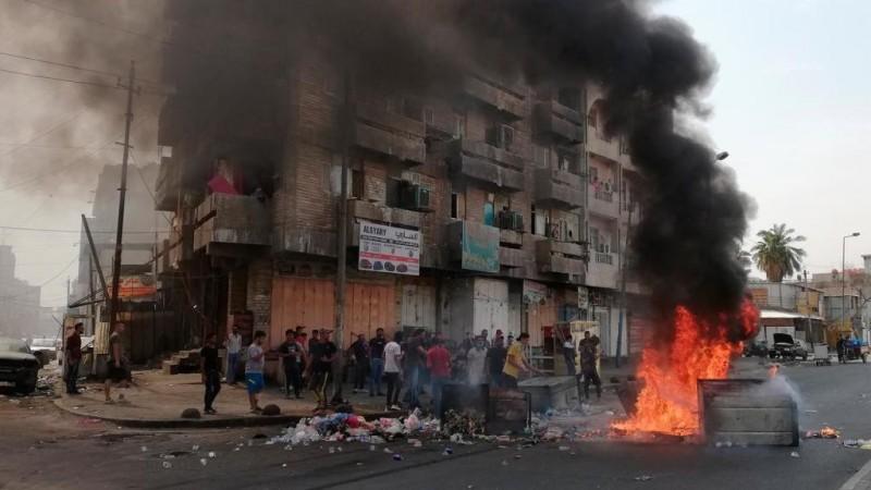 7 Fakta di Balik Aksi Demo di Irak