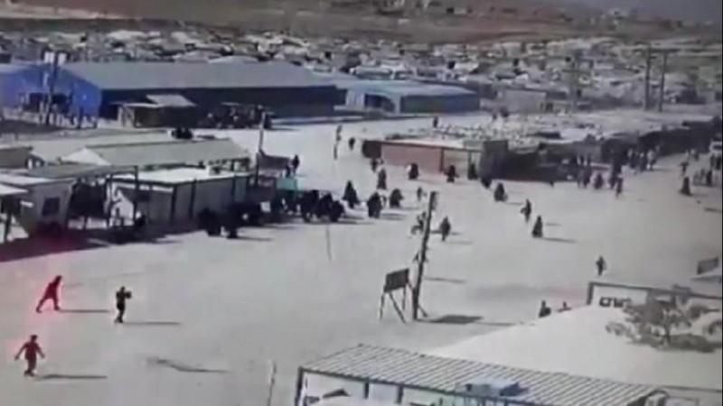 Turki Serang Suriah, Tahanan ISIS Kabur