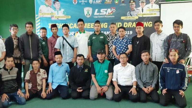 16 Tim Siap Berlaga di Liga Santri 2019 di Kota Solo