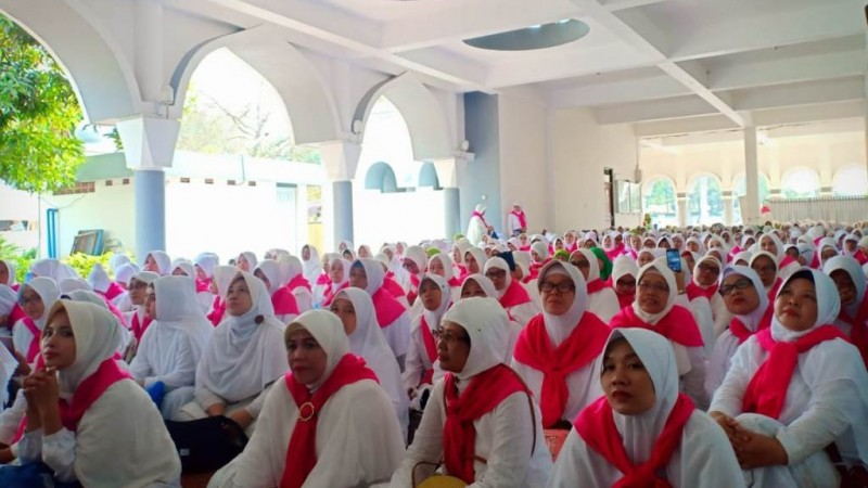 Yayasan Haji Muslimat NU Gelar Manasik Haji dan Istighotsah Doakan Bangsa