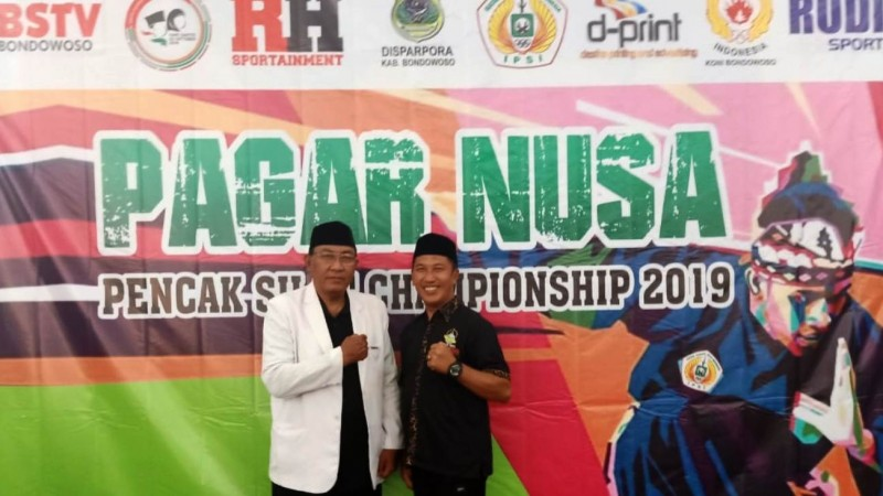 Cari Pesilat Berprestasi, Pagar Nusa Bondowoso Gelar Kejuaraan Daerah