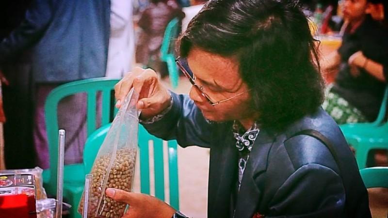 IPNU Lampung Barat Wirausaha Kopi