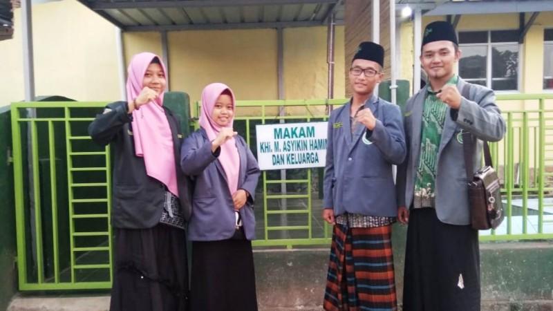 Ngalap Barakah Santri KHM Hasyim Asy'ari di Bandar Lampung