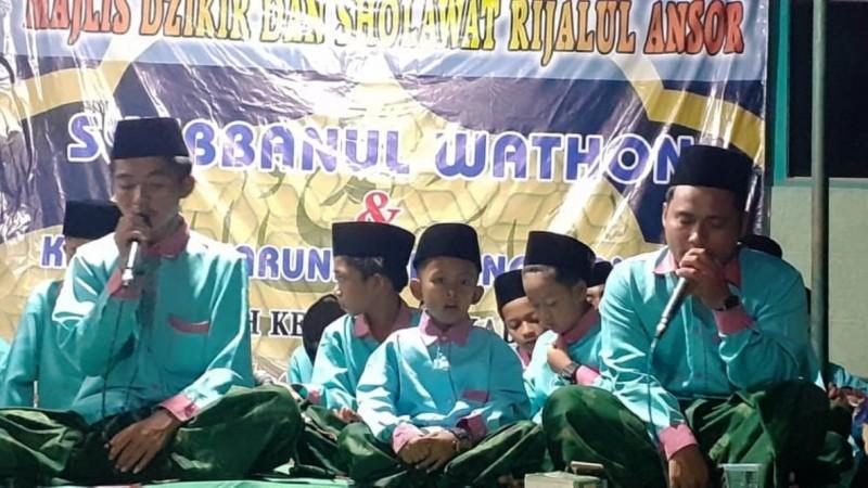 Rangkul Pelajar Cilik, Rijalul Ansor Shubbanul Wathon Diluncurkan
