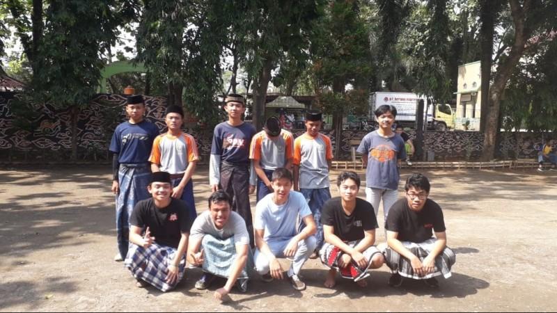 Siswa SMA Kanisius Jakarta 'Mondok' Lagi di Pesantren Cinta Rasul Bogor