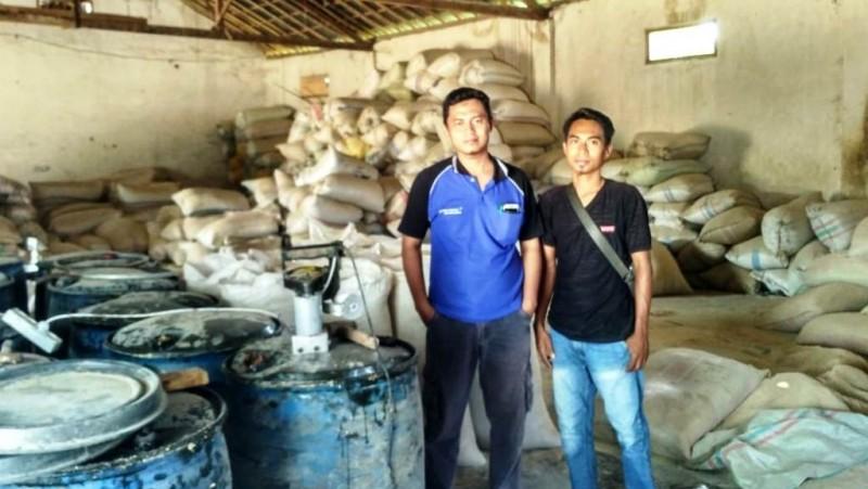 Alumnus Pesantren Gunakan Limbah untuk Pakan Ternak