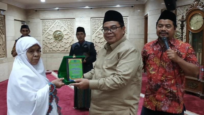 Katib Syuriyah Yakinkan Majelis Taklim At-Taqwa Bengkulu soal Amaliah NU