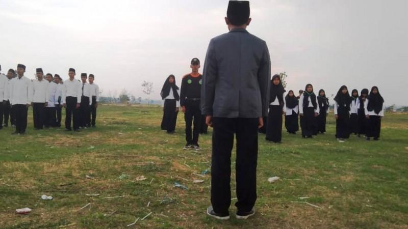 Pembukaan Diklatama CBP dan KPP di Sukorame, Lamongan, Jawa Timur. (Foto: NU Online/M Ilham Yazid Bustomi)
