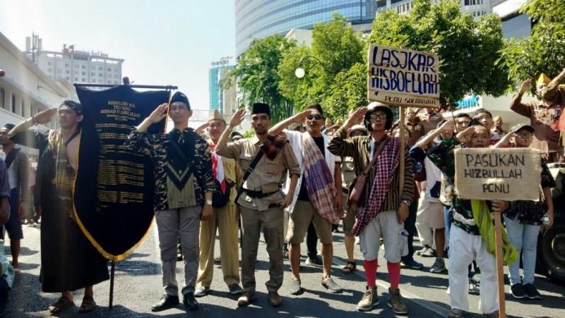Hari Pahlawandi Surabaya Kembalikan Sejarah yang Hilang