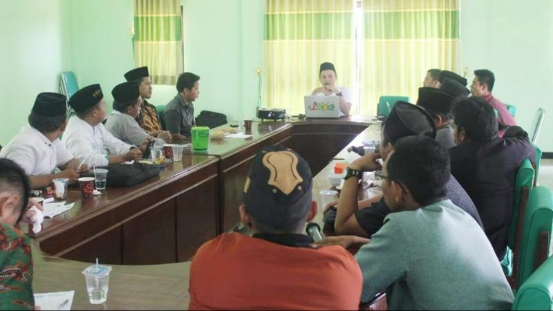 Sambut Seruan NU Jatim, LDNU Jombang Gencarkan Jihad Medsos