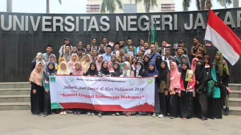 Komitmen Mahasiswa Tarekat NU di UNJ Perkuat Aswaja Mahasiswa