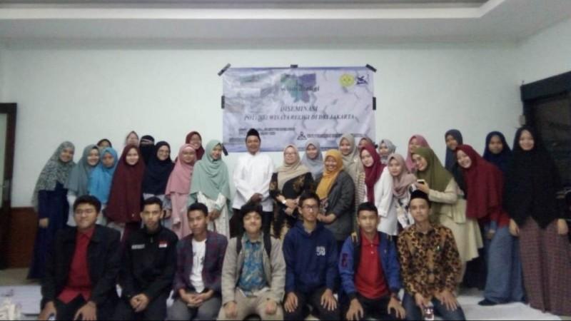 Mahasiswa PAI UNJ Gali Sejarah Masuknya Islam ke Tanah Betawi