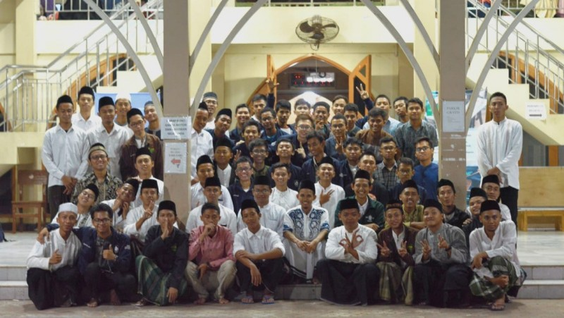 Eratkan Silaturahim, Mahasiswa Nahdliyin PKN STAN Peringati Maulid Nabi